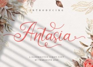 Antasia Font