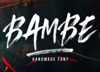 Bambe Font