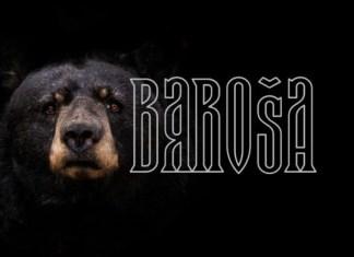 Barosa Font
