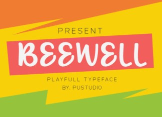 Beewell Font