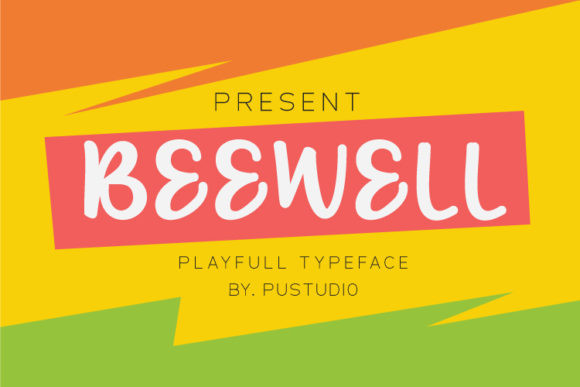 Beewell Font