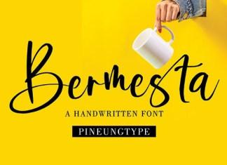 Bermesta Font