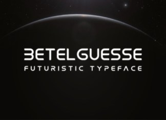 Betelguesse Font