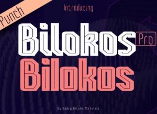 Bilokos Font