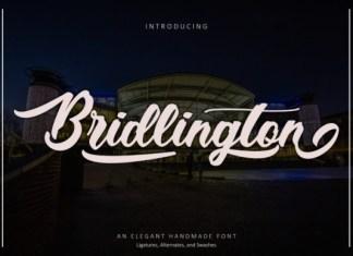Bridlington Font