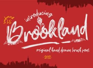 Brookland Font