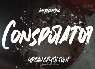 Conspirator Font