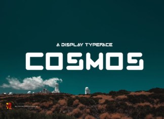 Cosmos Font