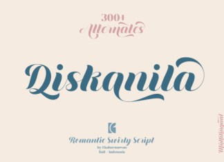 Diskanila Font