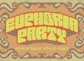 Euphoria Party Font