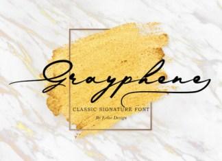 Grayphene Font