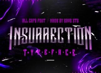 Insurrection Font