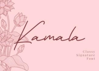 Kamala Font