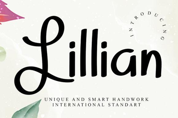 Lillian Font