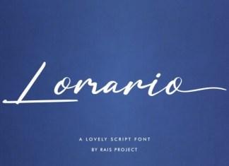 Lomario Font