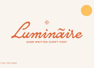Luminaire Font