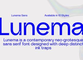 Lunema Font