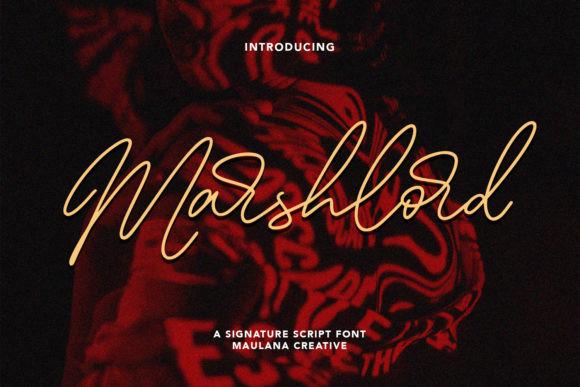 Marshlord Font