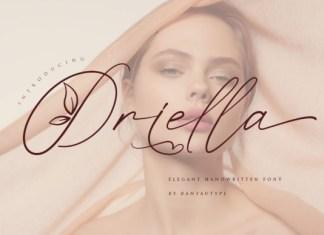 Oriella Font