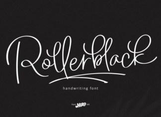 Rollerblack Font