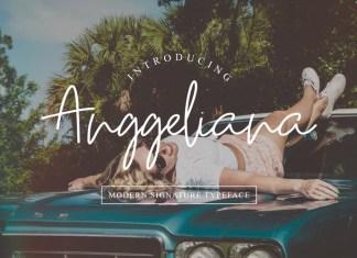 Anggeliana Font