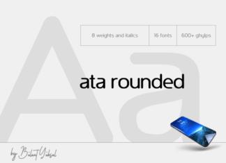 Ata Type Font