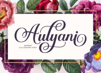 Aulyani Font