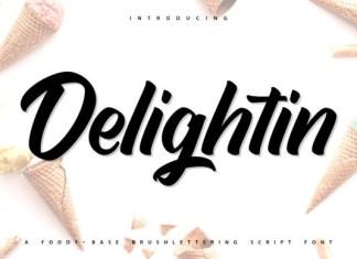 Delightin Font