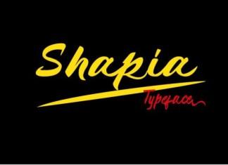 Shapia Font