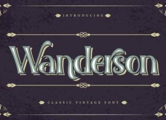 Wanderson Font