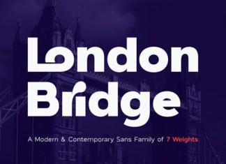 London Bridge Font