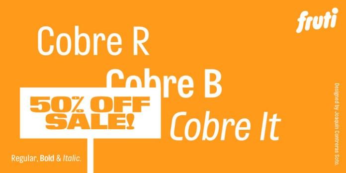 Cobre Font