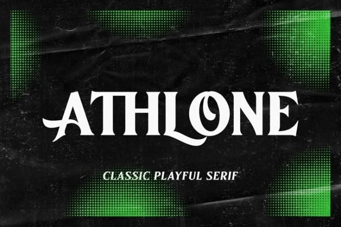 Athlone Font