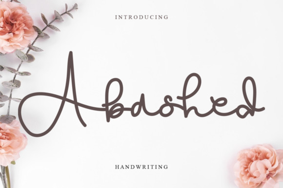 Abashed Font