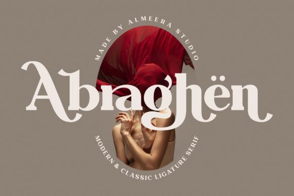 Abraghen Font