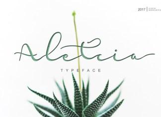 Aletcia Font