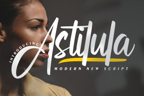 Astilula Font