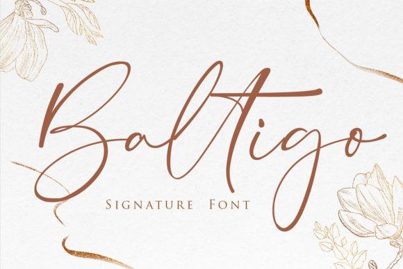 Baltigo Font