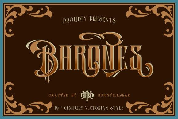 Barones Font