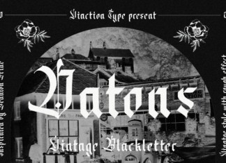 Datons Font