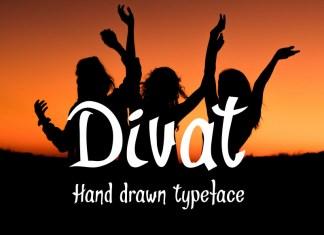 Divat Font