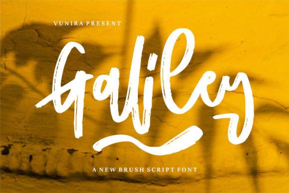 Galiley Font