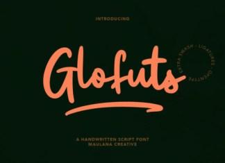 Glofuts Font