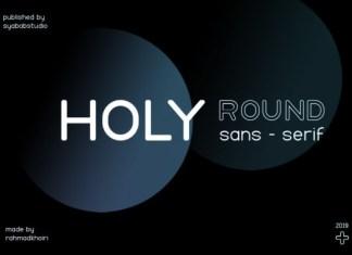 Holy Font