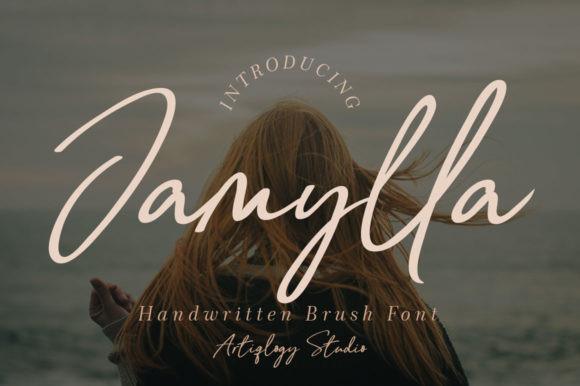 Jamylla Font