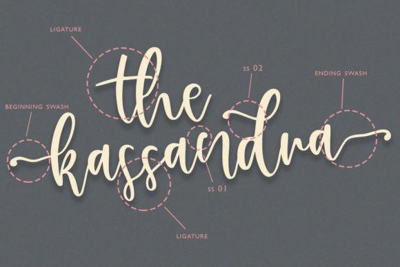 Kasandra Font