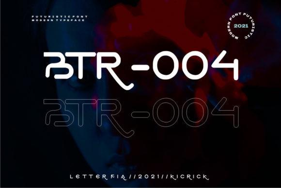Kicrick Font