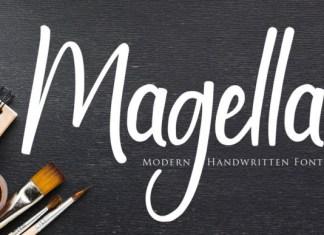 Magella Font