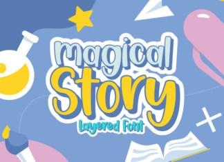 Magical Story Font