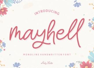 Mayhell Font
